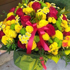 buket ruže